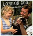 Click here to go to the London Zoo. Great Blue Marble has all the latest zoo news from zoos around the world.