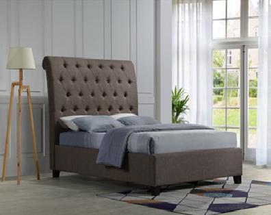 Description: lina Queen Bed
